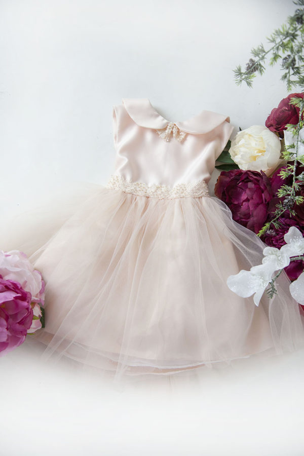 Robe de cérémonie pour bébé à Paris