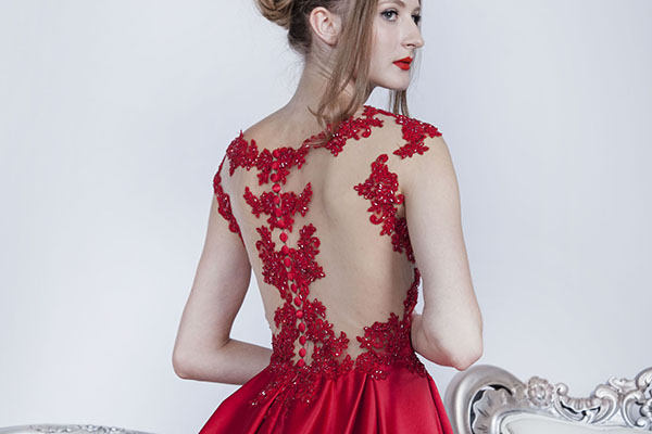Robe de soiree fille paris