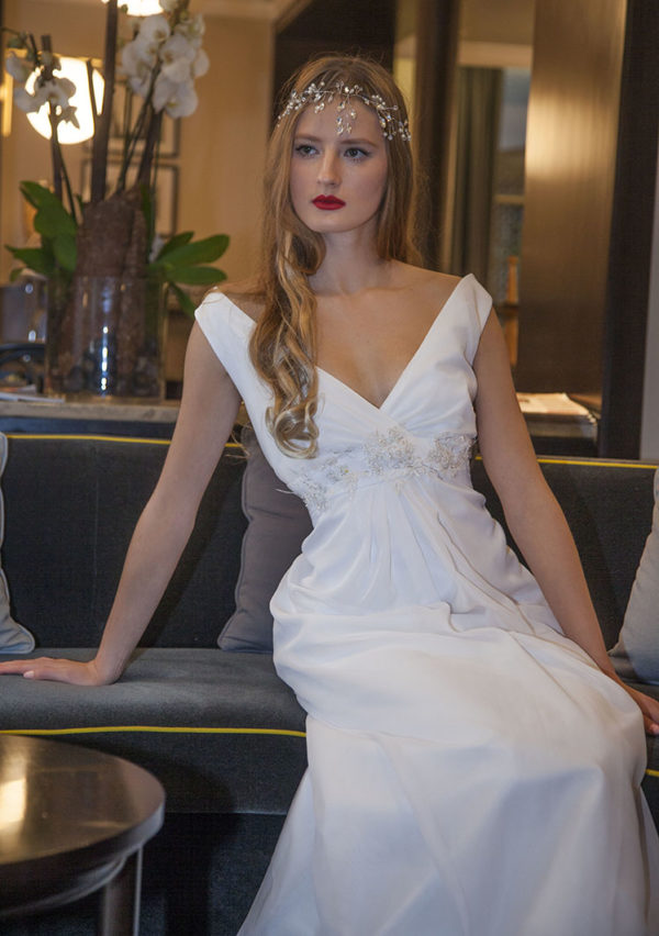 Robe de mariée femme enceinte Paris boutique
