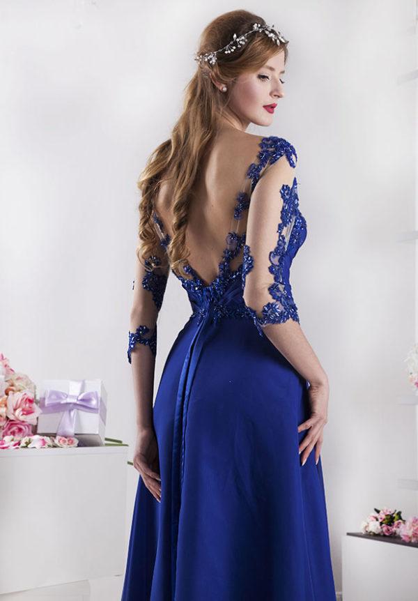 Robe de soirée demoiselle d'honneur magasin Paris