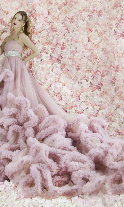 Robe de fiançailles princesse