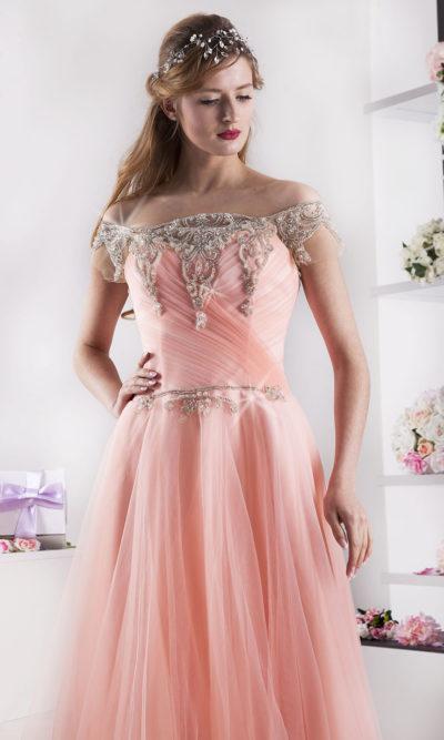 Robe de gala pour bal pour une princesse