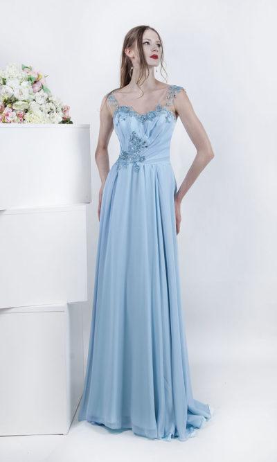 Témoin de mariage robe de cérémonie