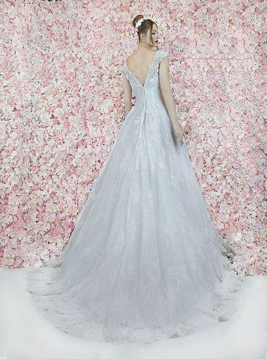 Robe de mariage tendance et très à la mode
