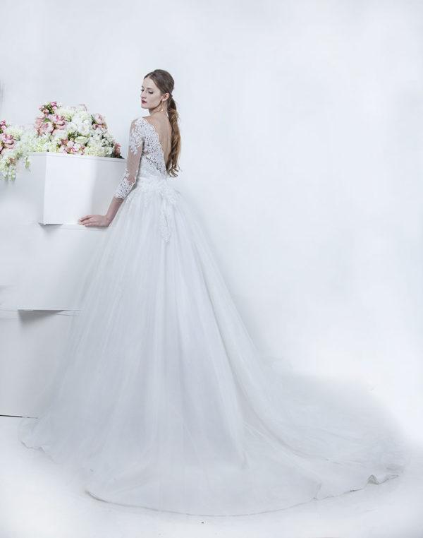 Robe de mariage blanche Paris