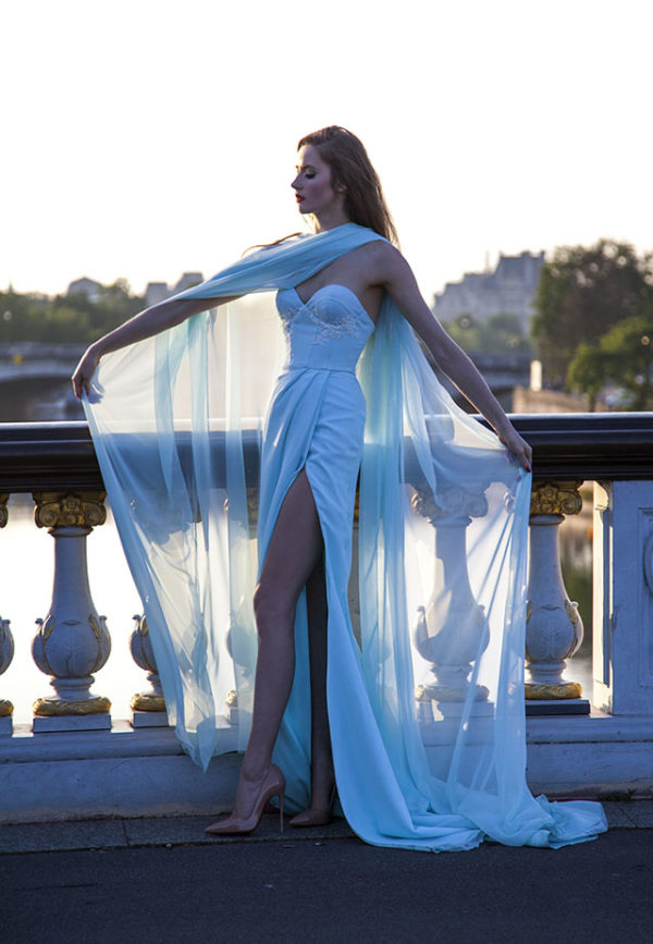 Robe de soirée festival de Cannes