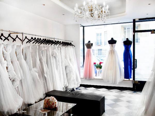 Boutique de Robe de mariée et Robe de Soirée Paris , Robeparis