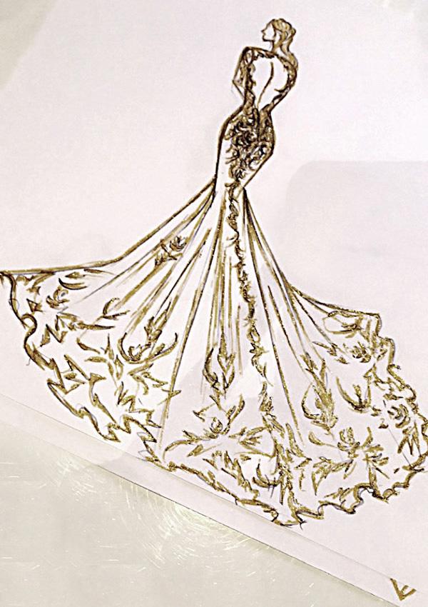 Robe de mariage par cher Paris achat