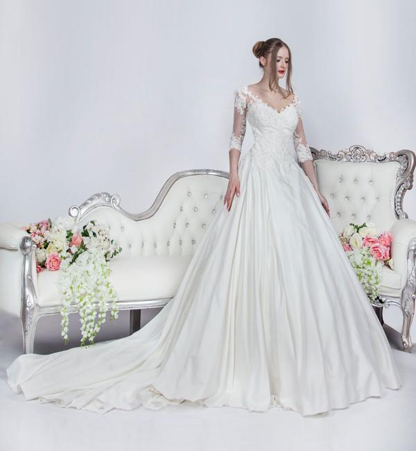 Promotion robe de mariée Paris pas cher