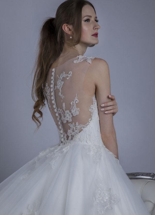 Nouvelle collection robe de mariée Paris