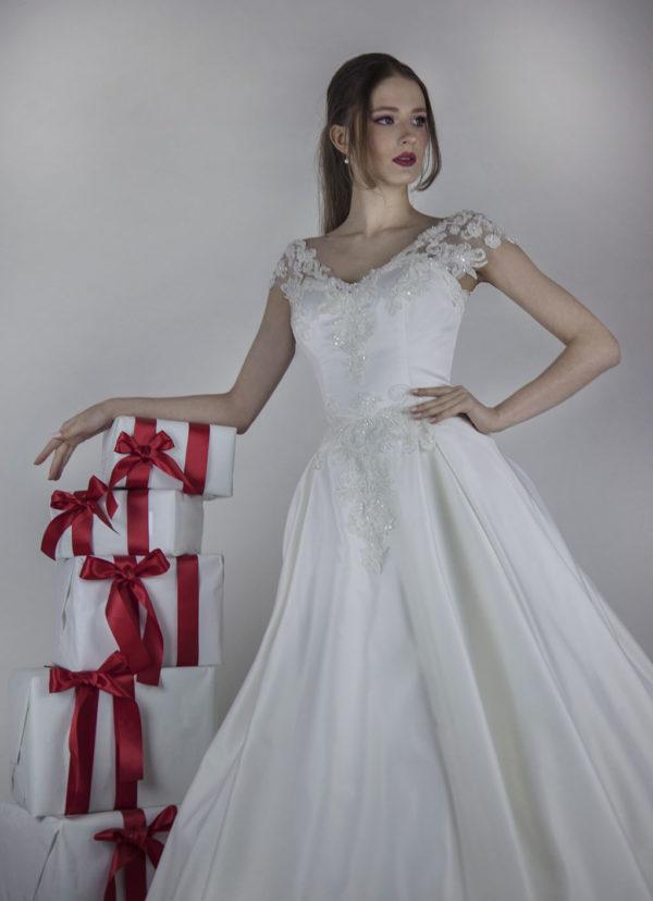 Robe de mariée de créateur Paris