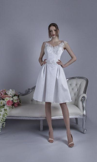 Robe de mariage pour la mairie Paris