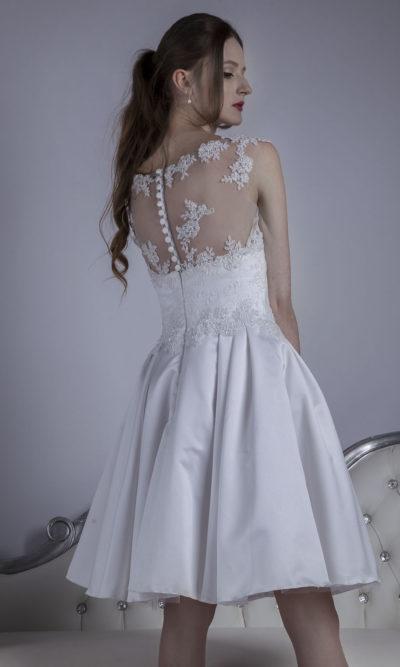 Robe De Mariée Courte Robes De Mariée Paris