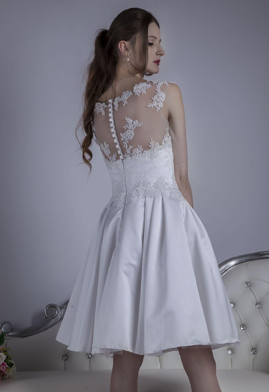 Robe pour mariage civil Paris - Robe avec