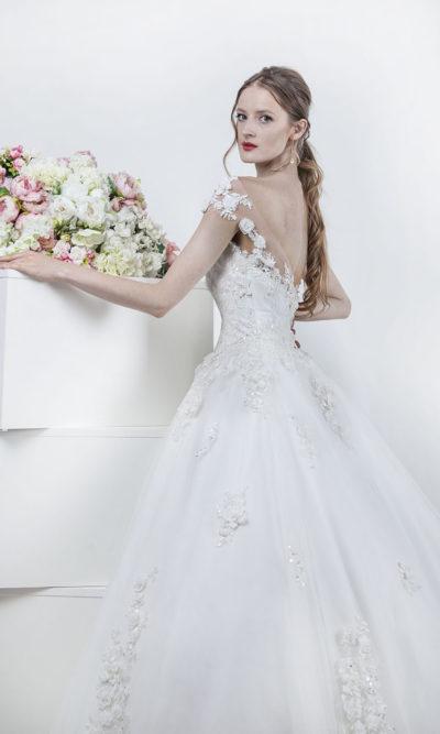 Robe de' mariage luxueuse Paris