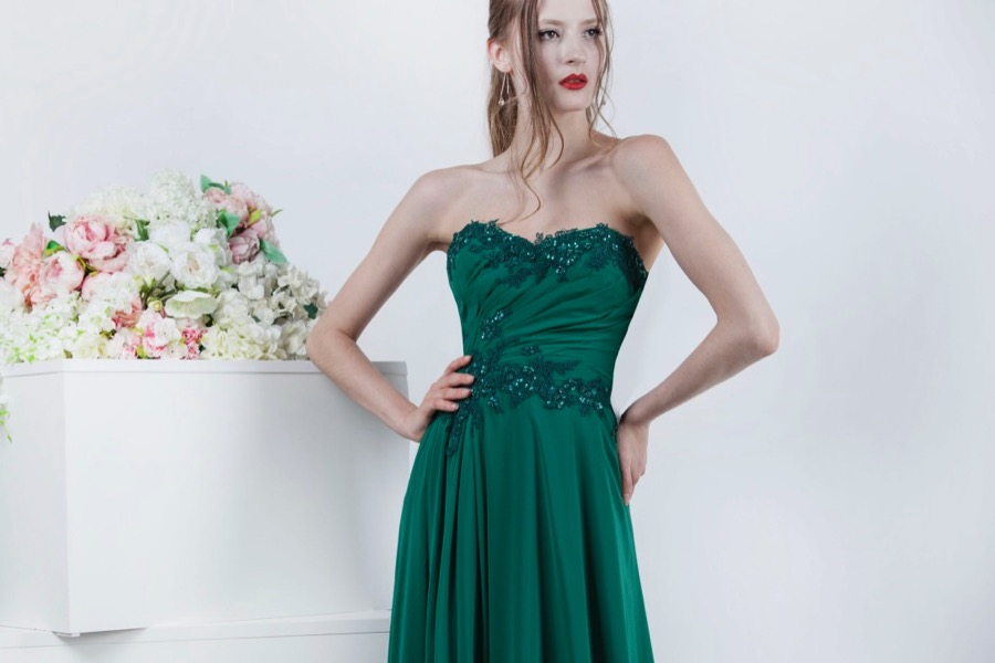 4c816445d59 Une robe de soirée idéale pour la maman de la mariée