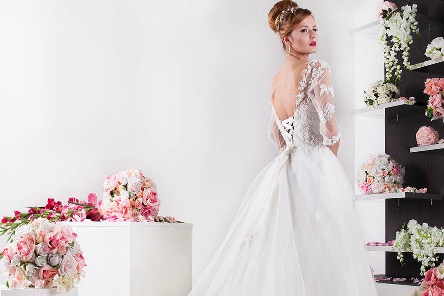 Robe de mariée princesse soldes à Paris