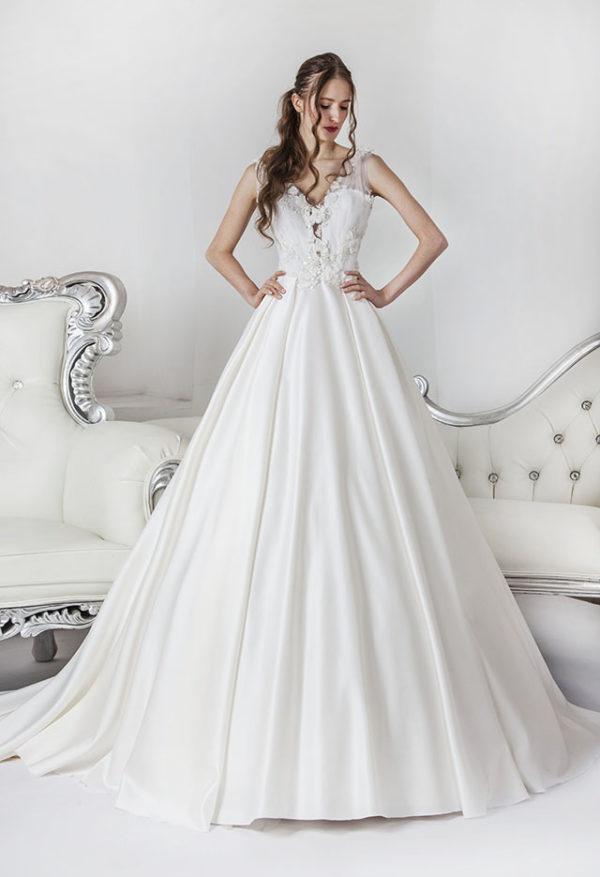 Robe de mariée fabrication française