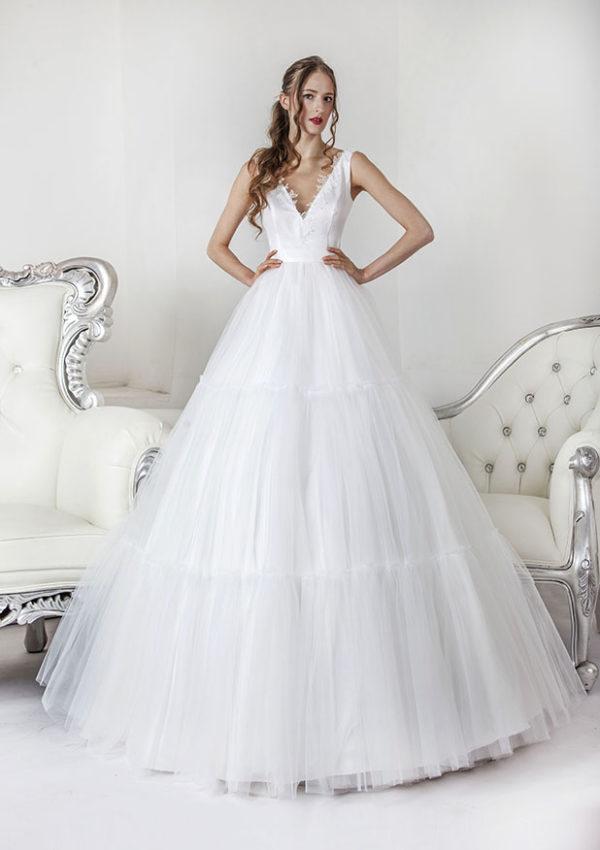 Nouvelles tendances de la robe de mariée en France