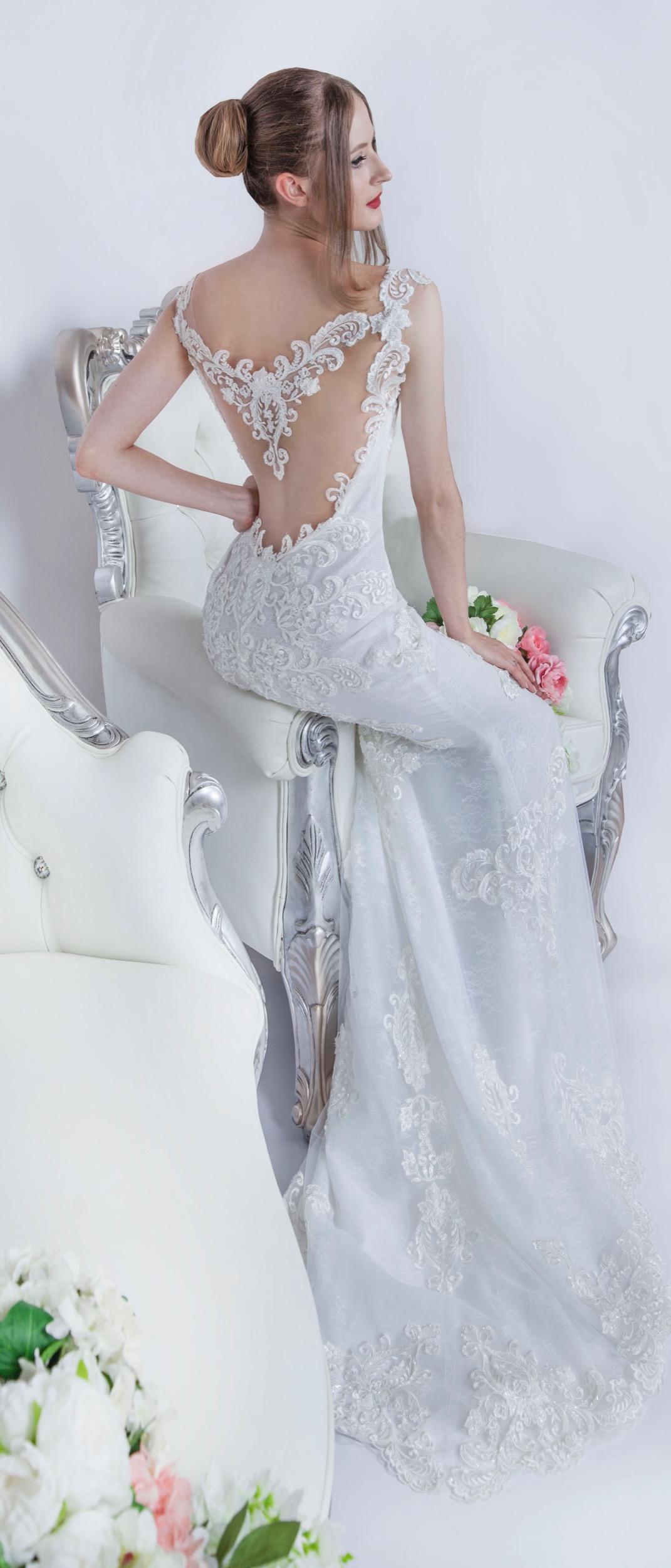 Achat robe de mariée sexy pour une mariée qui ose