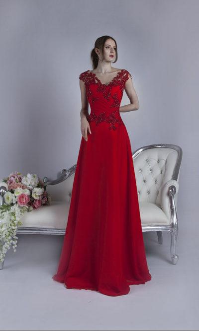 Robe de soirée pour mariage maman de la mariée