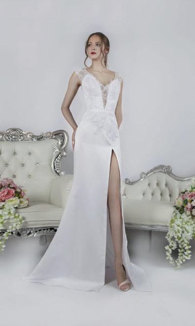 Boutique robe de mariage Paris très luxueux