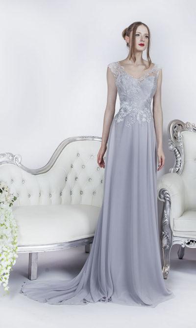 Robe demoiselle d'honneur pour mariage bohème chic