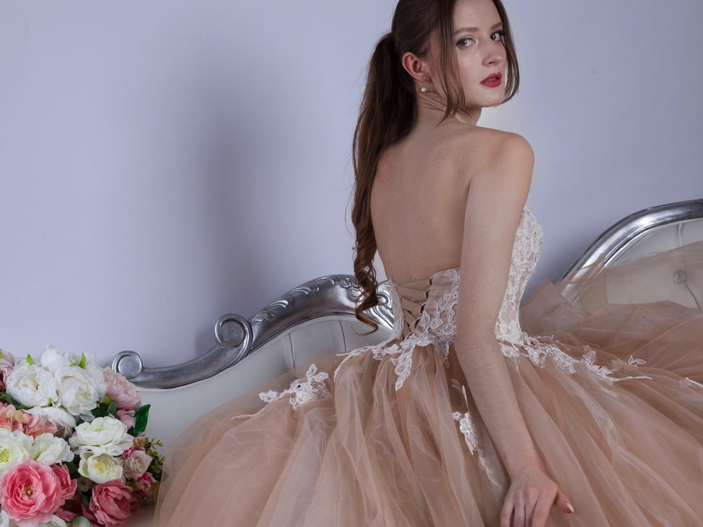 Robe de soirée princesse pour un bal location