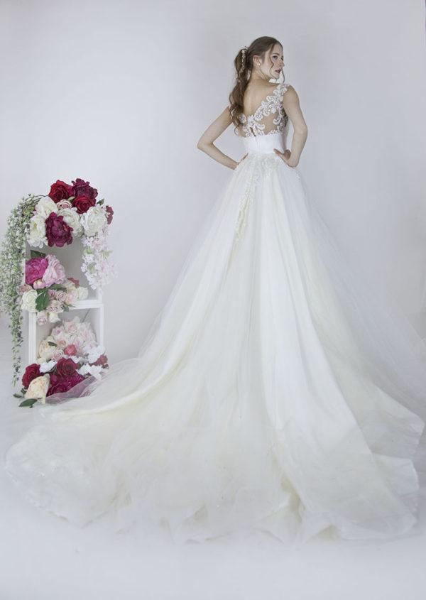 Robe de mariée location Paris