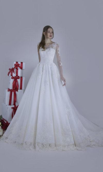 Très belle robe de mariée Paris