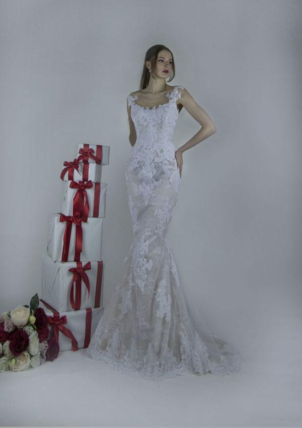 Robe de mariage sexy à Paris