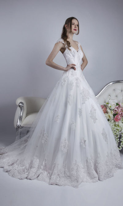 Robe de mariée boutique à Paris vente