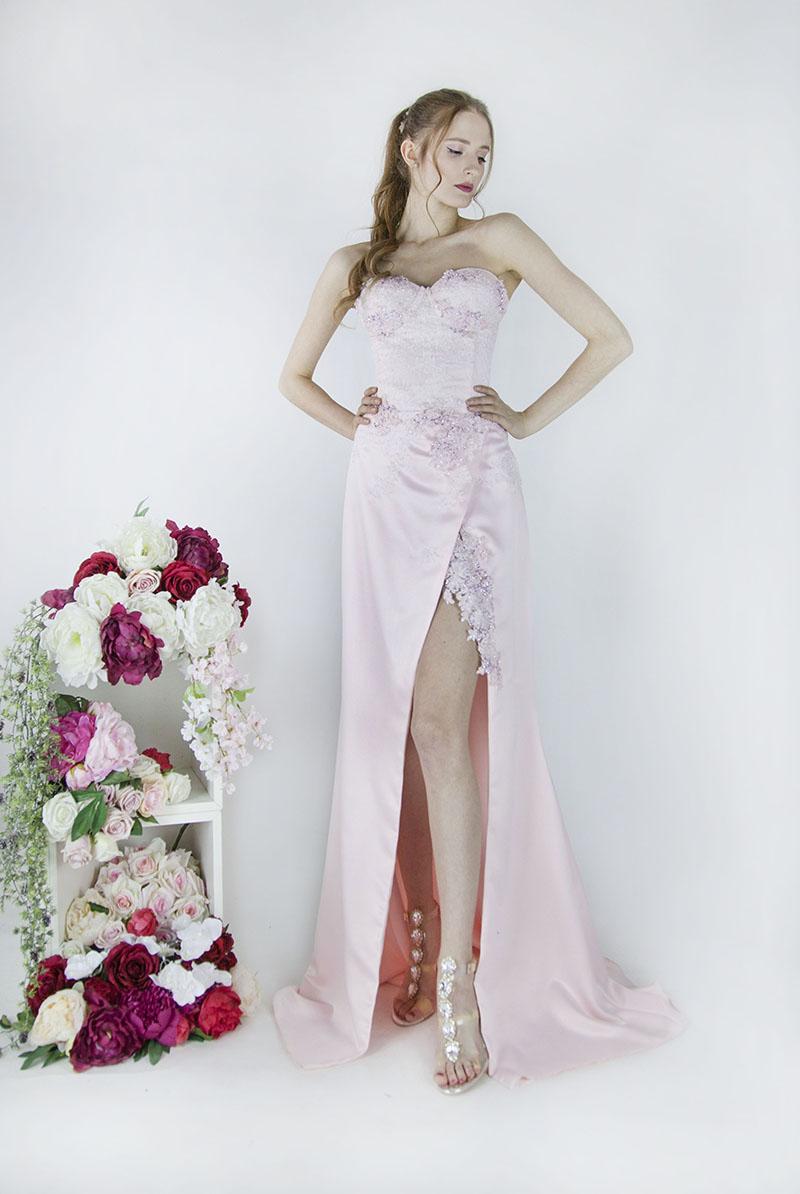 Robe de soirée pour une princesse sexy