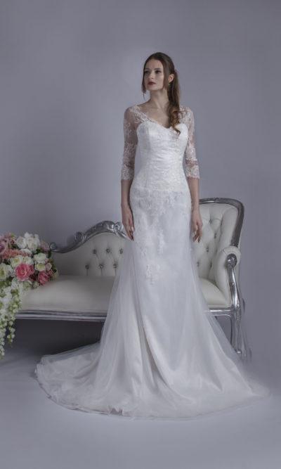 Robe de mariée grande taille à Paris - Boutique