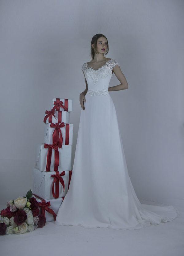 Robe de mariée location à Paris 15ème