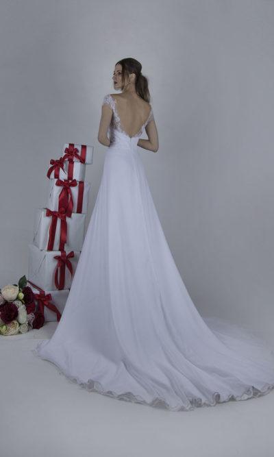 Robe de mariée Paris pour mariée chic