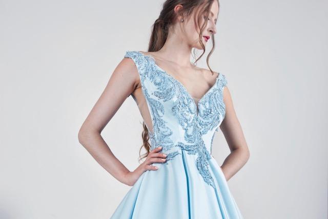Créateur robe sur mesure atelier Paris