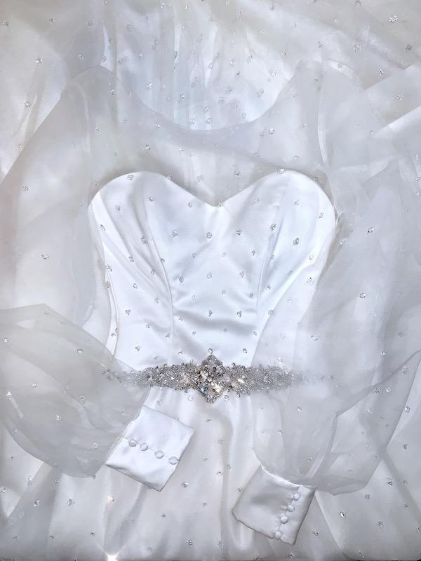 Couturier pour retouche robe de mariage Paris