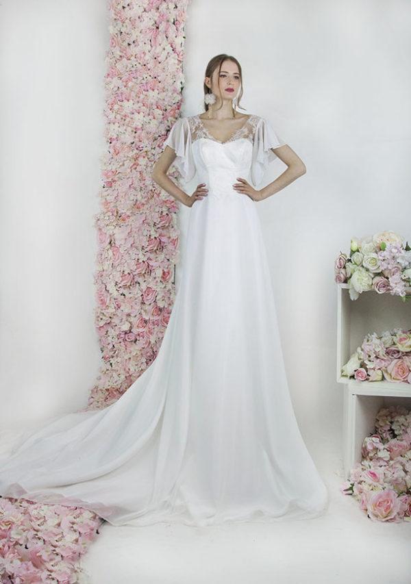 Robe de mariée à Paris grande taille