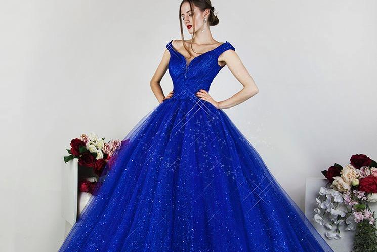 Robe sur mesure pour mariage créatrice Paris