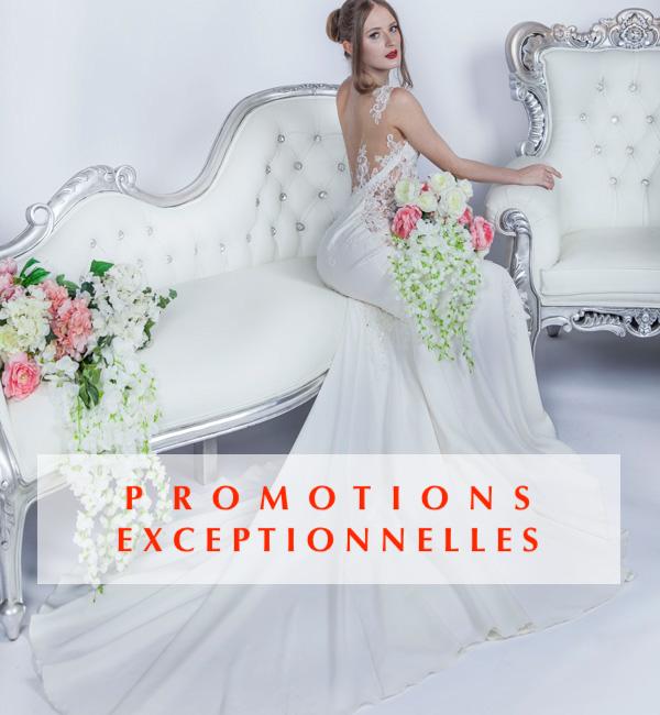 Robe de mariée princesse sirène glamour