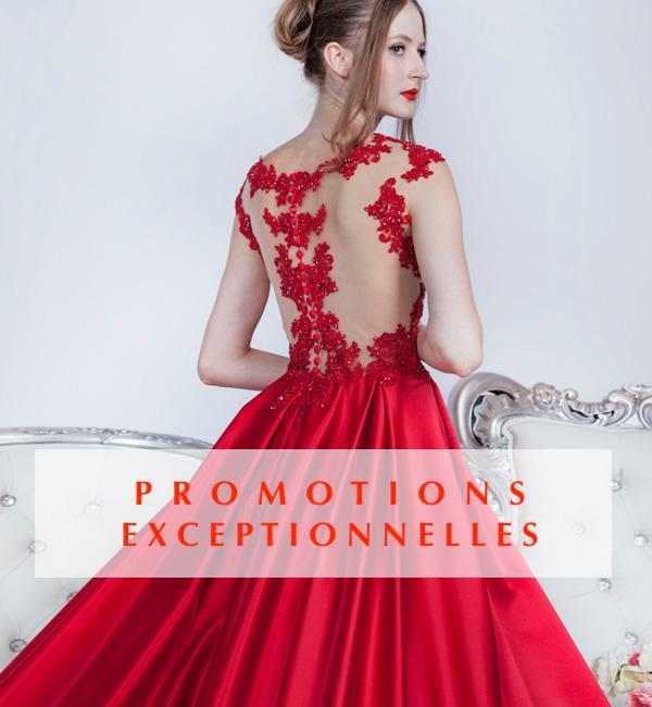Robe de soirée robe de cérémonie magasin Paris