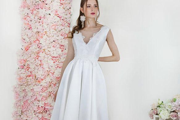 Retoucherie spécialisée robe de mariée à Paris
