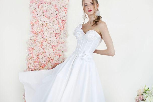 Robe de mariée créateur parisien